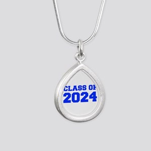 CLASS OF 2024-Fre blue 300 Necklaces