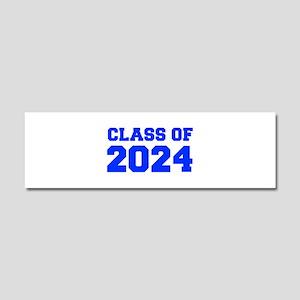 CLASS OF 2024-Fre blue 300 Car Magnet 10 x 3