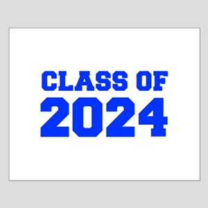 CLASS OF 2024-Fre blue 300 Posters