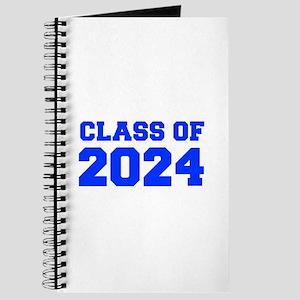 CLASS OF 2024-Fre blue 300 Journal