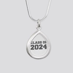 CLASS OF 2024-Fre gray 300 Necklaces
