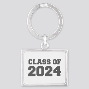 CLASS OF 2024-Fre gray 300 Keychains