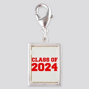 CLASS OF 2024-Fre red 300 Charms