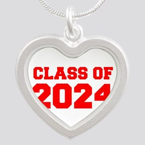 CLASS OF 2024-Fre red 300 Necklaces