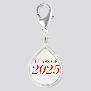 CLASS OF 2025-Bau red 501 Charms