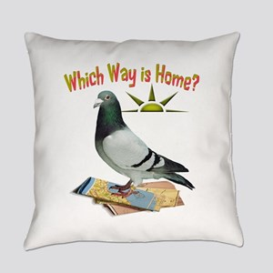 Which Way is Home? Fun Lost Pigeon Art Everyday Pi
