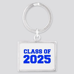 CLASS OF 2025-Fre blue 300 Keychains