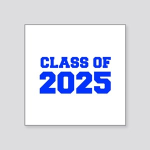 CLASS OF 2025-Fre blue 300 Sticker