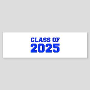 CLASS OF 2025-Fre blue 300 Bumper Sticker