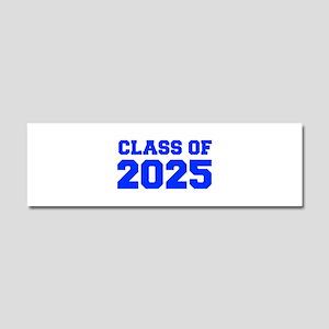 CLASS OF 2025-Fre blue 300 Car Magnet 10 x 3