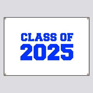 CLASS OF 2025-Fre blue 300 Banner