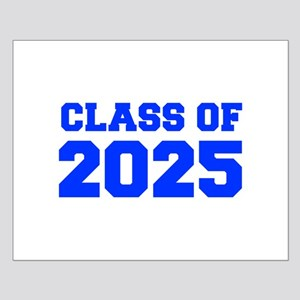 CLASS OF 2025-Fre blue 300 Posters