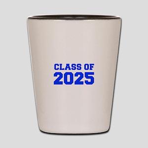 CLASS OF 2025-Fre blue 300 Shot Glass