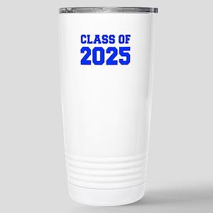 CLASS OF 2025-Fre blue 300 Travel Mug