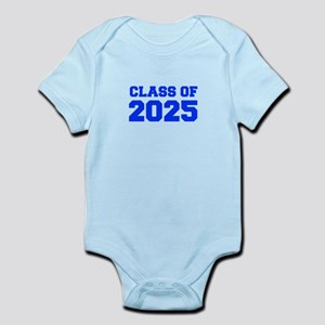 CLASS OF 2025-Fre blue 300 Body Suit