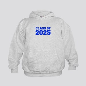 CLASS OF 2025-Fre blue 300 Hoodie