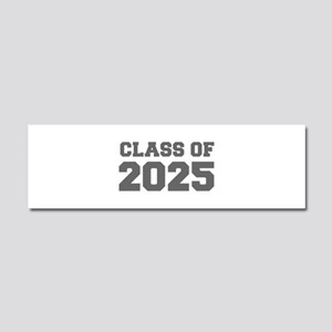 CLASS OF 2025-Fre gray 300 Car Magnet 10 x 3