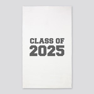 CLASS OF 2025-Fre gray 300 Area Rug