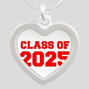 CLASS OF 2025-Fre red 300 Necklaces