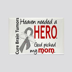 Brain Tumor HeavenNeededHero1 Rectangle Magnet
