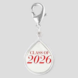 CLASS OF 2026-Bau red 501 Charms