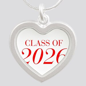 CLASS OF 2026-Bau red 501 Necklaces