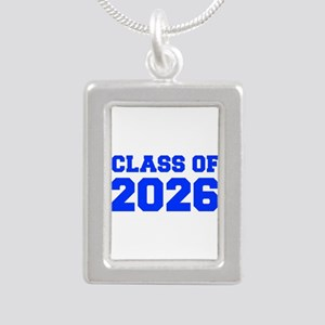 CLASS OF 2026-Fre blue 300 Necklaces