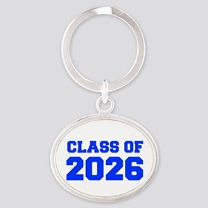CLASS OF 2026-Fre blue 300 Keychains