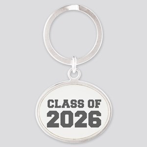 CLASS OF 2026-Fre gray 300 Keychains