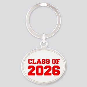 CLASS OF 2026-Fre red 300 Keychains