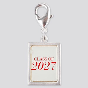 CLASS OF 2027-Bau red 501 Charms