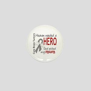 Brain Tumor HeavenNeededHero1 Mini Button