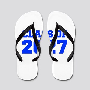 CLASS OF 2027-Fre blue 300 Flip Flops