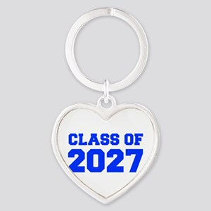 CLASS OF 2027-Fre blue 300 Keychains