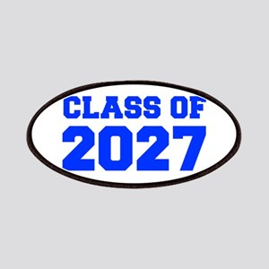 CLASS OF 2027-Fre blue 300 Patch