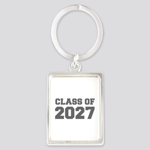 CLASS OF 2027-Fre gray 300 Keychains