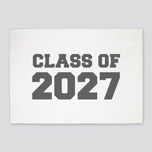 CLASS OF 2027-Fre gray 300 5'x7'Area Rug