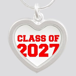 CLASS OF 2027-Fre red 300 Necklaces
