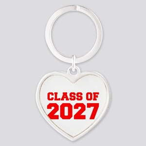 CLASS OF 2027-Fre red 300 Keychains