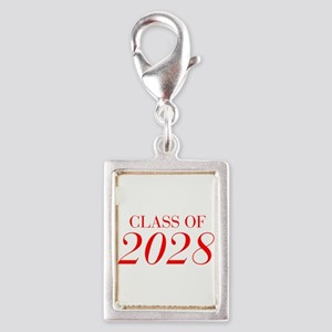CLASS OF 2028-Bau red 501 Charms