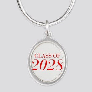 CLASS OF 2028-Bau red 501 Necklaces