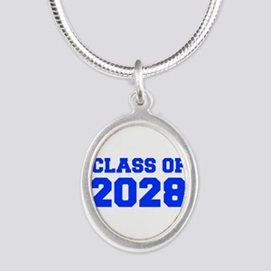 CLASS OF 2028-Fre blue 300 Necklaces