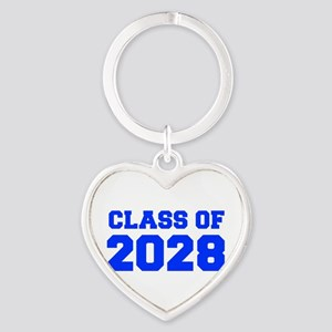 CLASS OF 2028-Fre blue 300 Keychains