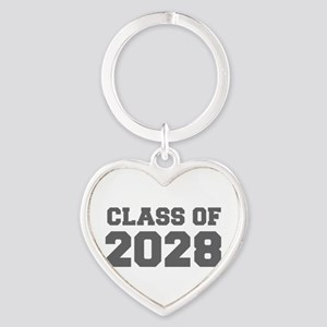CLASS OF 2028-Fre gray 300 Keychains