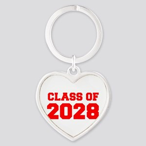 CLASS OF 2028-Fre red 300 Keychains