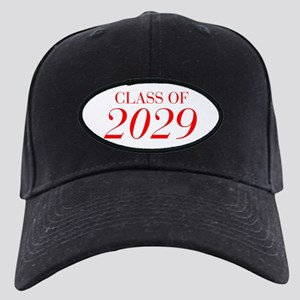 CLASS OF 2029-Bau red 501 Baseball Hat