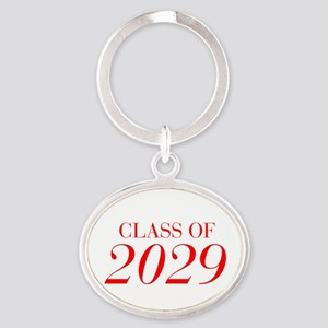 CLASS OF 2029-Bau red 501 Keychains