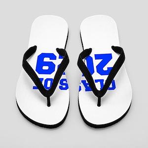 CLASS OF 2029-Fre blue 300 Flip Flops
