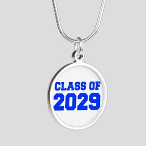 CLASS OF 2029-Fre blue 300 Necklaces