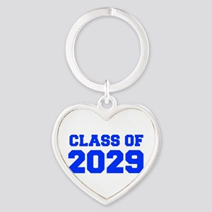 CLASS OF 2029-Fre blue 300 Keychains